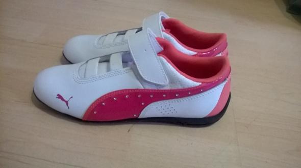 Adidasy dla dziewczynki Puma 34 w Obuwie Szafa.pl