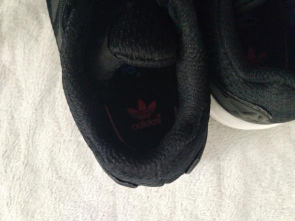 Adidas ZX Flux junior czarne rozmiar 25 nieużywane
