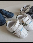 BUCIKI NIECHODKI dla niemowlaka wkładka 10 i11 cm...
