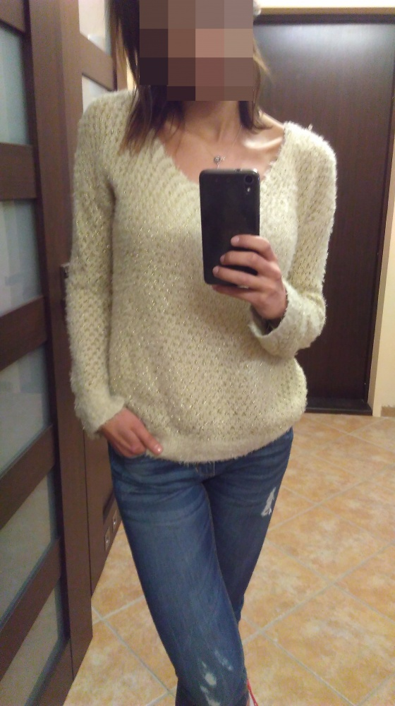 Sweter kudłacz UNI...
