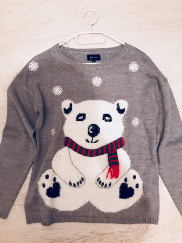 NOWY zimowy sweter Reserved...