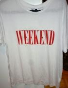 Tshirt 38 cubus weekend...