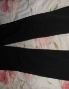 Czarne spodnie MORGAN 36 S...