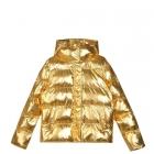 Złota kurtka pikowana Top Secret 34