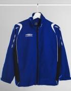 Niebieska lekka kurtka Umbro rozmiar XS...