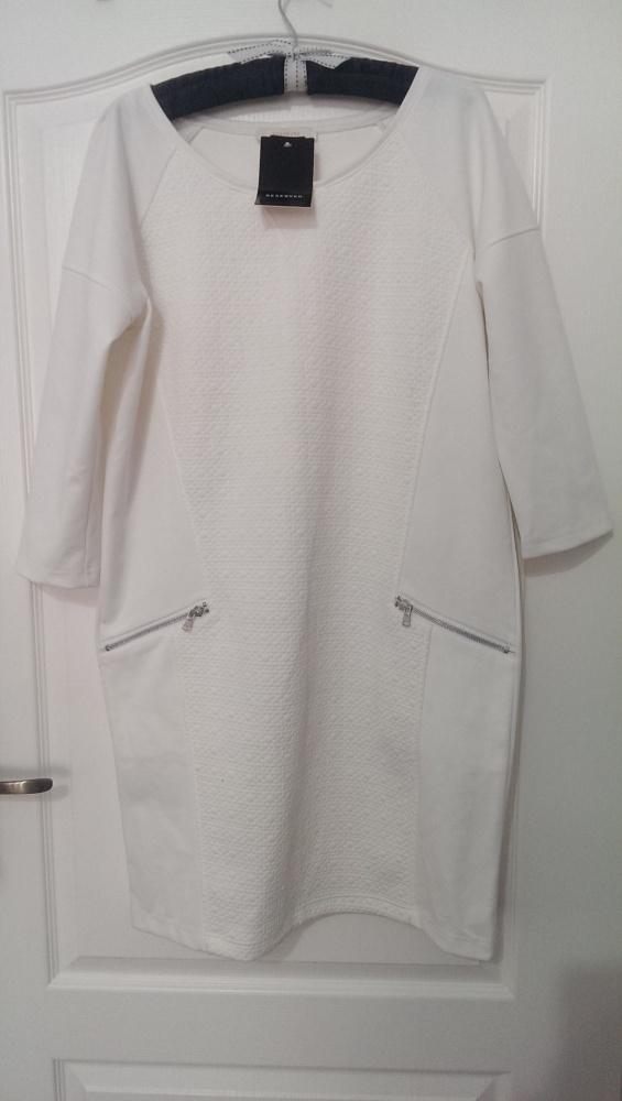 nowa sukienka resreved...