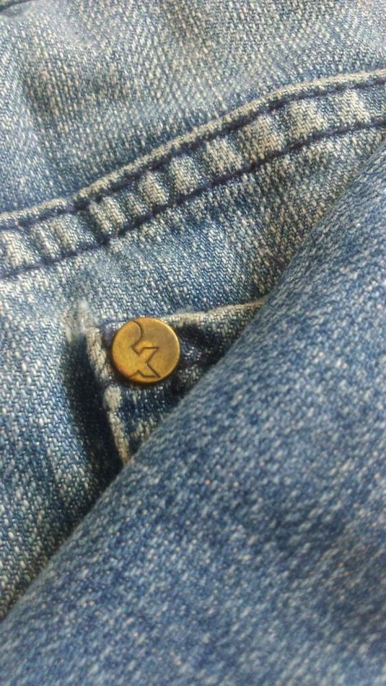 H&M spodnie jeansy