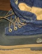 Timberland granatowe jeansowe 38...