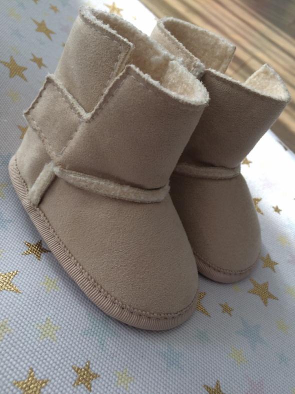 Dziewczęce buciki