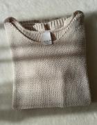 Beżowy sweterek Vila...