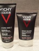 Vichy dla mężczyzn żel i balsam po goleniu...