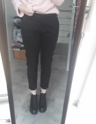 Czarne spodnie diverse...