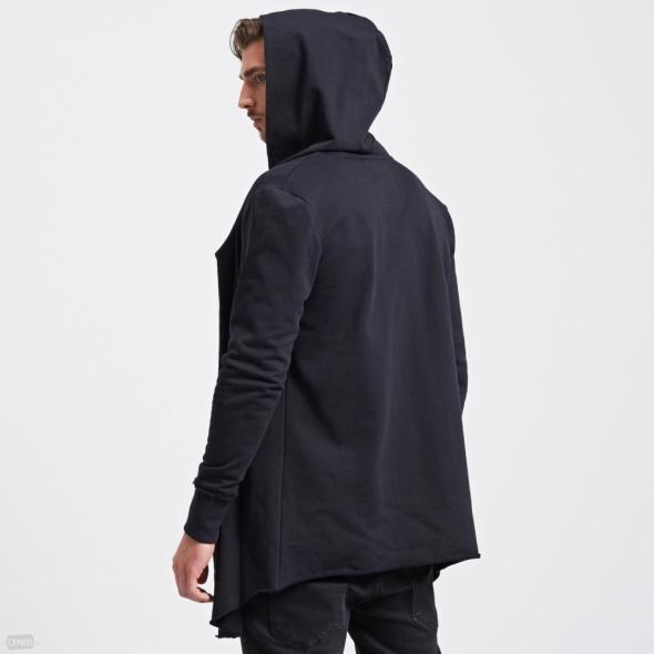 Męskie Asymetryczna bluza Reserved