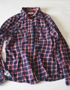 Koszula w kratę roz s