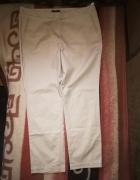 M&S śliczne spodnie cygaretki dla puszystej 46