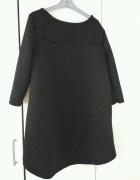 Tunika sukienka oversize