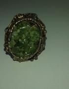 Pierścionek 3 Stary Vintage Biżuteria z duszą
