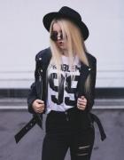 Grunge style...