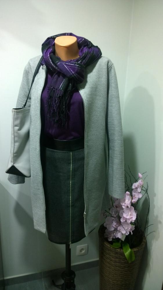 Codzienne rok fioletu ultra violet