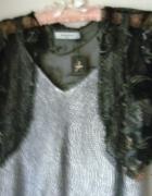 Sukienka z bolerkiem MANGO rozmiar M