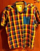 Koszula kolorowa Cropp