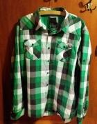 Zielona koszula