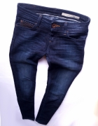 jeansy rurki skini Lee Toxey r XS S...