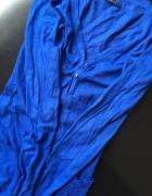 Modry kardigan sweter MOHITO...