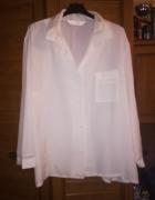 StBernard śliczna koszulowa bluzeczka ecru 46