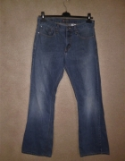Jeansy Levis 527 W32 L32