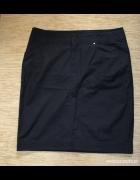 Granatowz spódnica Reserved...