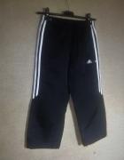 Czarne chłopięce spodenki Adidas 140 cm