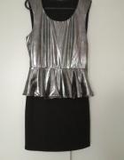 Sukienka ze srebną górą 10 38