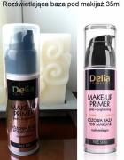 Delia Cosmetics różowa baza pod makijaż rozświetla...