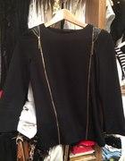 Czarna bluzka MOHITO rozmiar XS