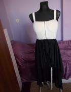 Asymetryczna sukienka Cameo Rose uk12 40