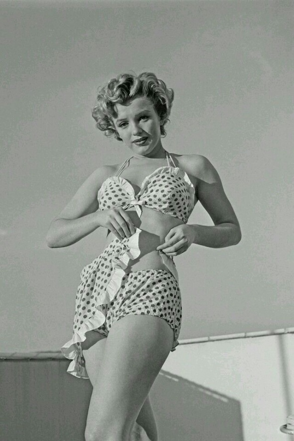 Ubrania bikini vintage