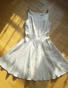 Złota sukienka Monnari S 36...
