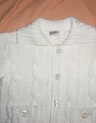 Ciepły sweter NEXT na 104 34 lata