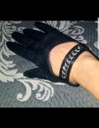 rękawiczki całuski S H&M