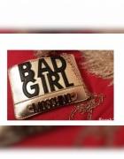 Torebka złota bad girl