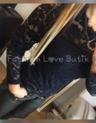Koronkowa bluzeczka elegancka