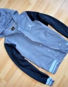 JORDAN ciepła bluza z kapturem bejsbolówka M