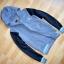 JORDAN ciepła bluza z kapturem bejsbolówka M...