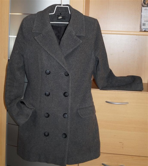 płaszczyk płaszcz damski dwurzędówka ORSAY rozmiar 34