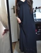 Nowa suknia sukienka długa maxi S M 36 38