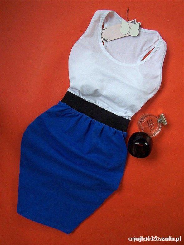 letnia sukienka 3 kolory