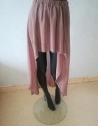 GOSSIP nowa spódnica mini & maxi z tyłu...