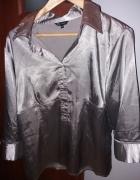 Atłasowa koszula