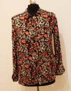 Kolorowa vintage koszula HM